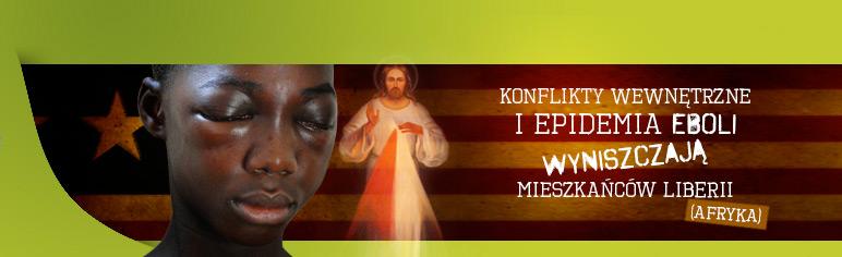Afrykańczyka i Obrazu Jezusa Miłosiernego
