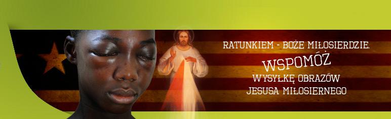 Afrykańczyka i Obrazu Jezusa Miłosiernego2