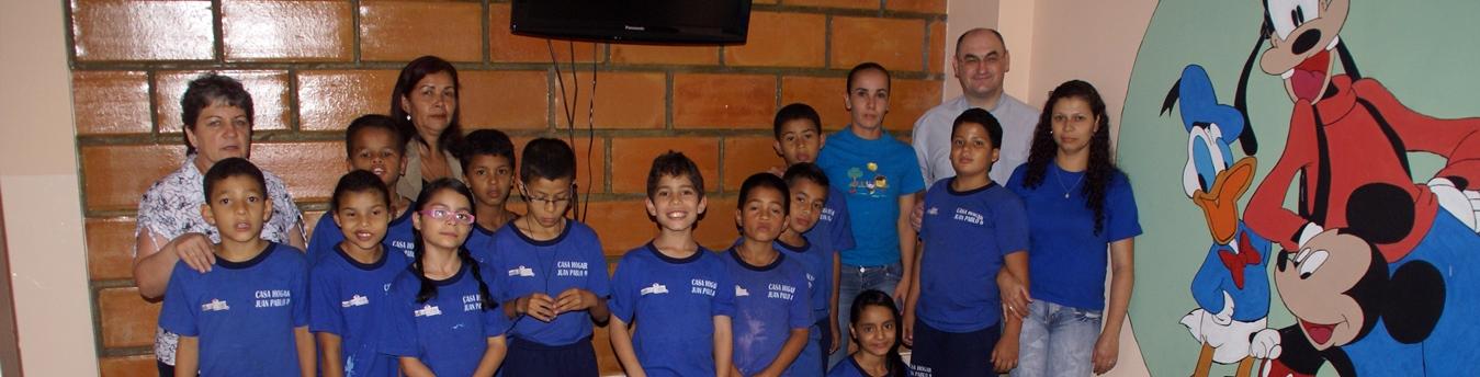 Dzieci ulicy z Kolumbii czekają na pomoc